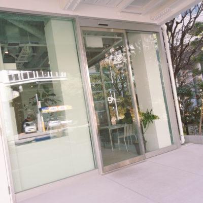 9hours新大阪の入り口