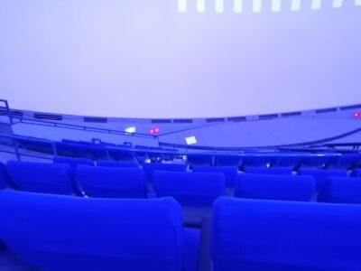 さいたま市宇宙劇場の座席